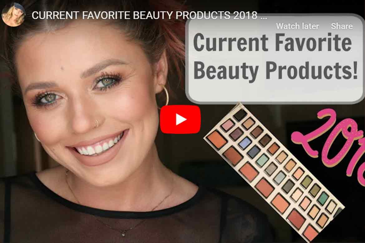 favorite products video